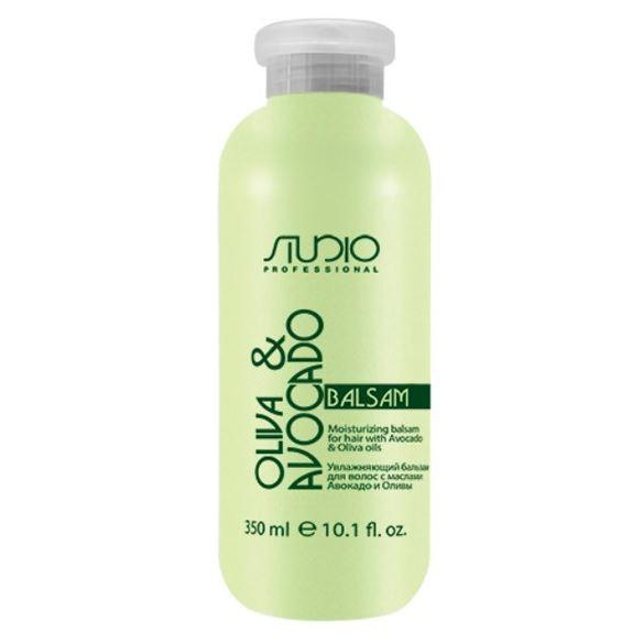 Бальзам Kapous Professional Oliva & Avocado Balsam kapous бальзам для окрашенных волос kapous balsam ph 3 2 1000 мл