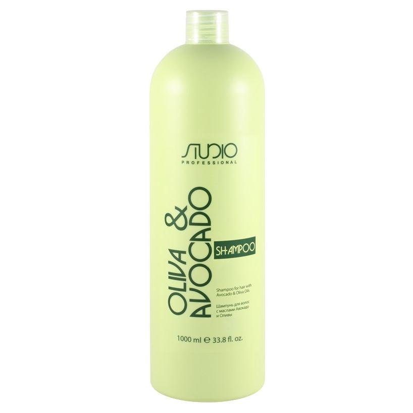 Шампунь Kapous Professional Oliva & Avocado Shampoo kapous professional шампунь оттеночный для волос фиолетовый