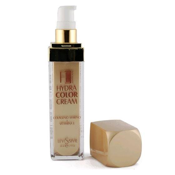 Крем Levissime Hydracolor  Cream  50 мл the yeon canola honey silky hand cream крем для рук с экстрактом меда канола 50 мл
