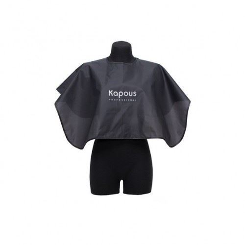 Kapous Professional Пелерина (1 шт) пелерина черная 83х70 см h10869