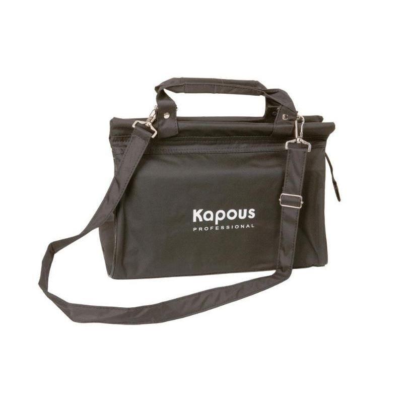 Сопутствующие товары Kapous Professional Сумка-саквояж (1 шт) сопутствующие товары kapous professional пластмассовый насос дозатор для флаконов 28 415 натуральный 0 5 л