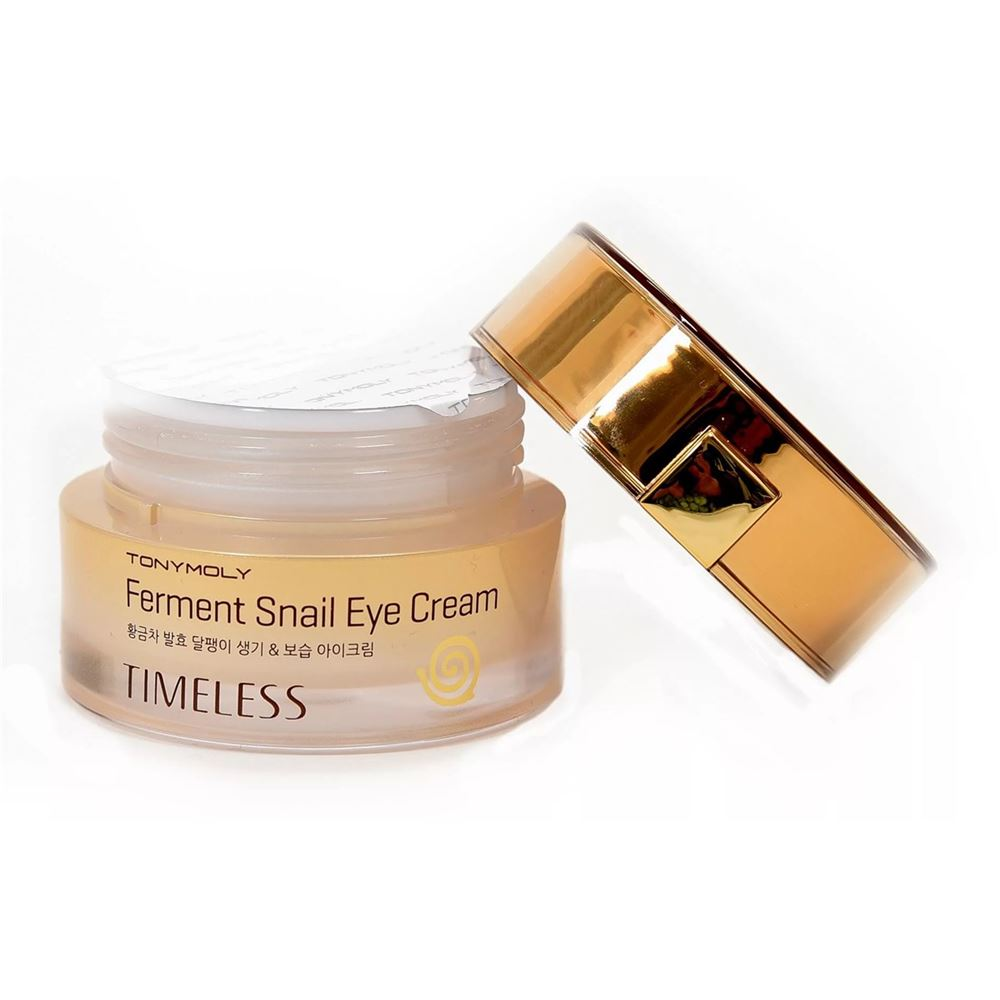 Крем Tony Moly Timeless Ferment Snail Eye Cream крем tony moly the black tea london classic eye cream