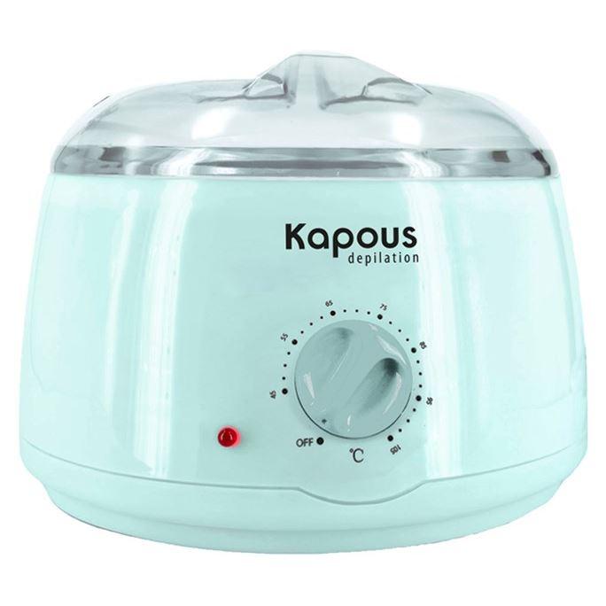 Нагреватель Kapous Professional Воскоплав для банок 800 мл kapous professional экспресс маска 2 ампулы по 12 мл magic kerartin –