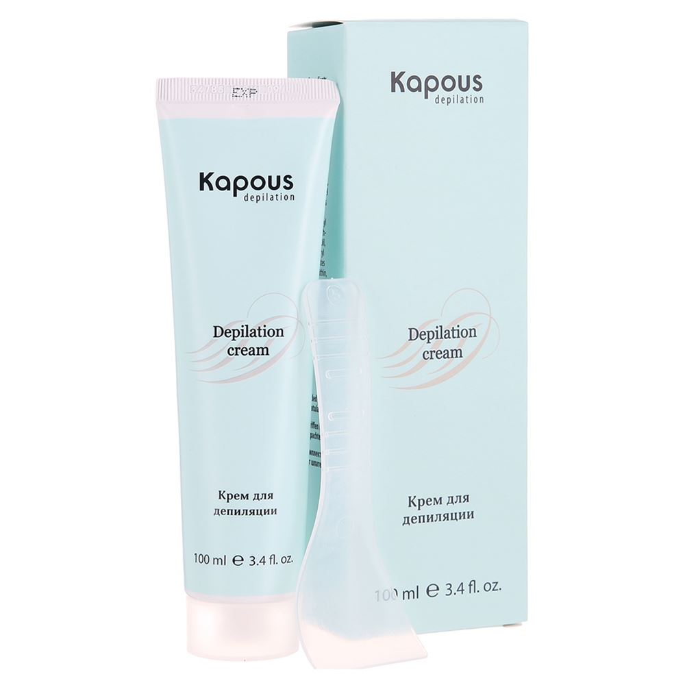 Крем Kapous Professional Depilation Cream 100 мл kapous где в ульяновске