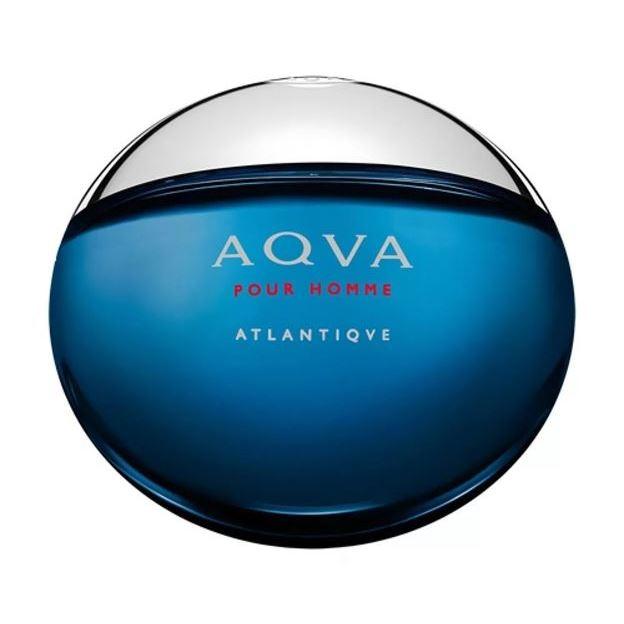 Туалетная вода Bvlgari Aqva pour Homme Atlantiqve 50 мл bvlgari aqva atlantiqve шампунь и гель для душа 200 мл