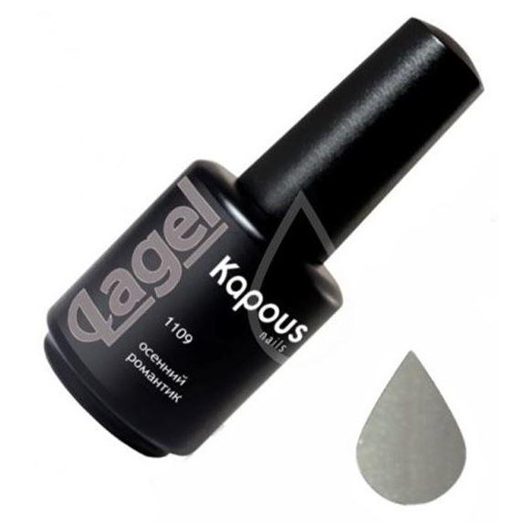 Лак для ногтей Kapous Professional Lagel (1580 вишневая нуга) гель лаки essie professional гель лак 5007 знойный suggestive