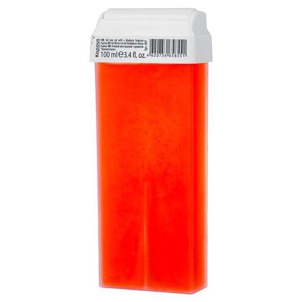 Воск Kapous Professional Воск в кассетах Черника 100 мл побеги черники в аптеке