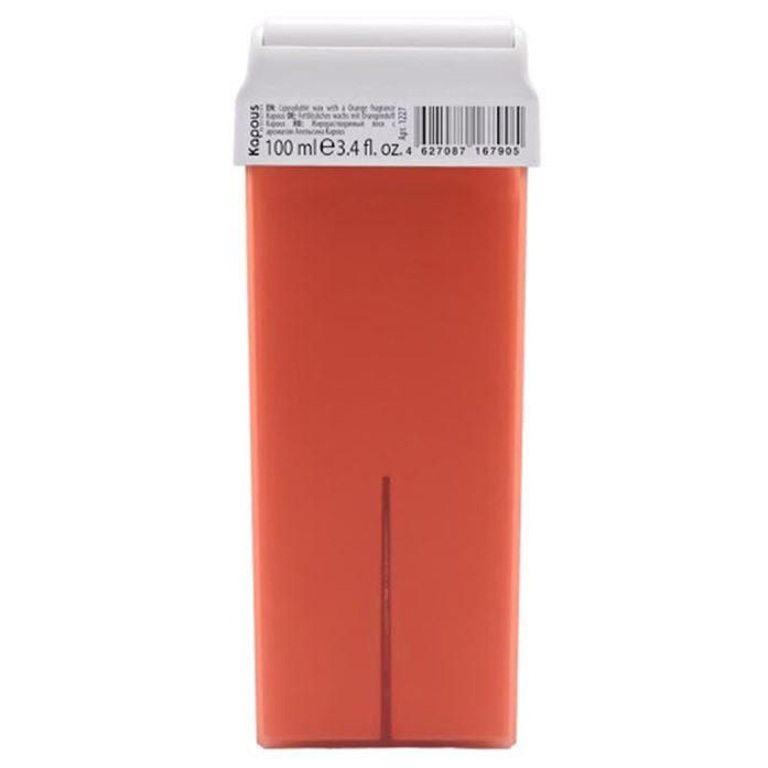 Воск Kapous Professional Воск в кассетах Апельсин с широким роликом kapous где в ульяновске