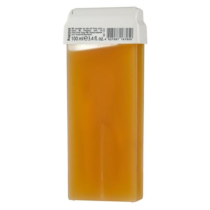 Воск Kapous Professional Воск в кассетах с экстрактом Меда 100 мл бахилы в кассетах в москве