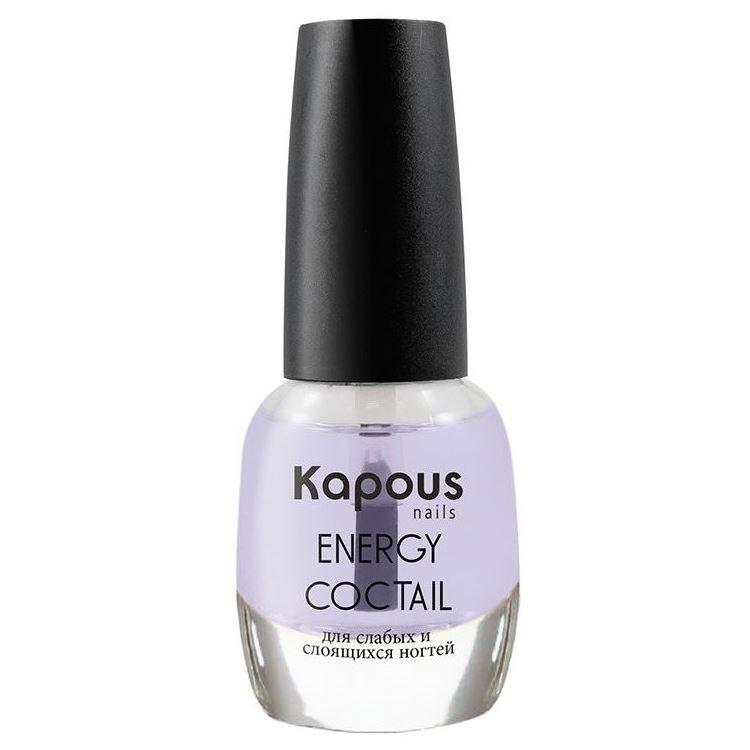 Лак Kapous Professional Energy Сoctail 12 мл kapous professional экспресс маска 2 ампулы по 12 мл magic kerartin –