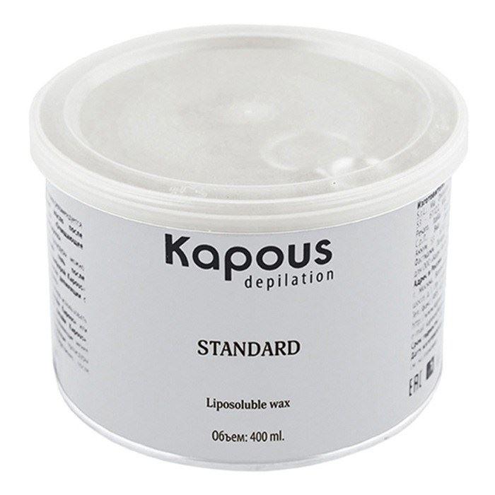 Воск Kapous Professional Воск в банке Шоколад недорого