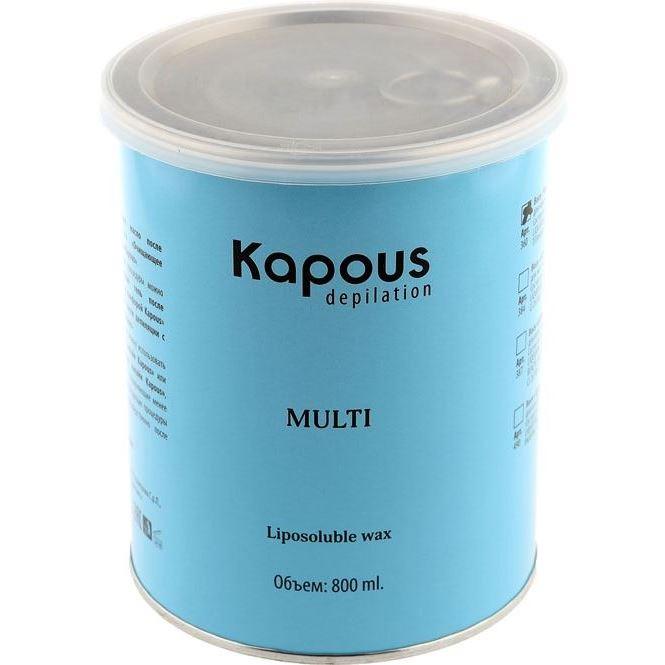 Воск Kapous Professional Воск в банке с Микромикой 800 мл c какого возраста можно иностранную валюту в банке