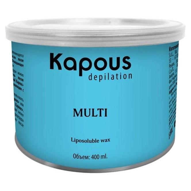 Воск Kapous Professional Воск в банке с Тальком 400 мл