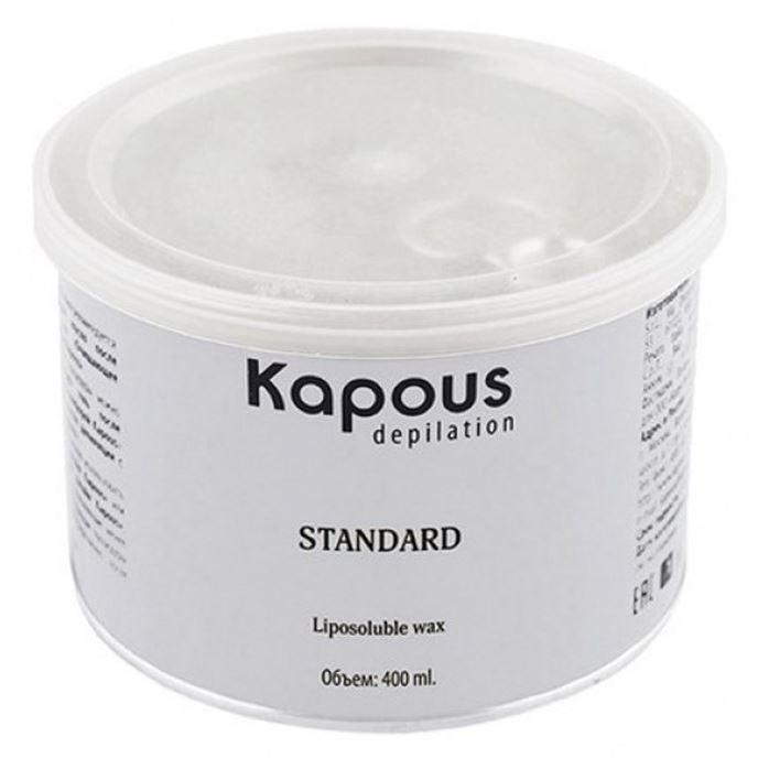 Воск Kapous Professional Воск в банке Синий с Азуленом 800 мл c какого возраста можно иностранную валюту в банке