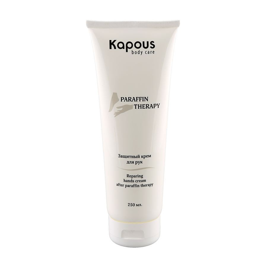 Крем Kapous Professional Reparing Hands Cream After Paraffin Therapy 250 мл крем schwarzkopf professional 2 medium control upload volume cream 200 мл