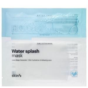 Маска Skin79 Water Splash Mask 2 Step (упаковка 5 шт) маска elizavecca 3 step aqua white water mask pack