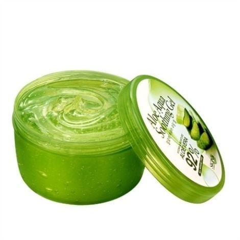Гель Skin79 Aloe Aqua Soothing Gel Renewal (92%->99% Aloe)  (300 г) маска holika holika aloe 99% soothing gel jelly mask sheet
