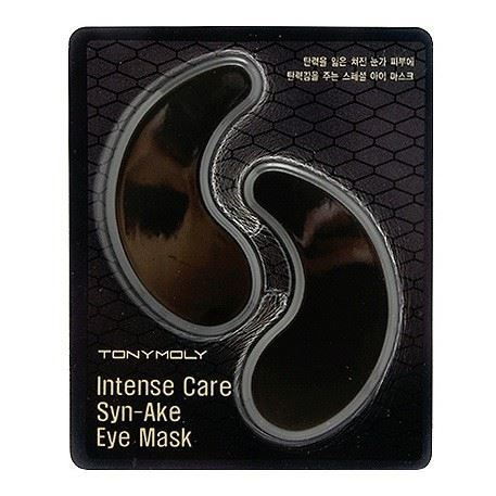 Маска Tony Moly Intense Care Syn-Ake Eye Mask (18 г) la roche posay hydraphase intense маска 50 мл