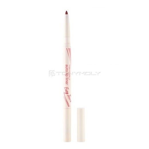 Подводка Tony Moly Easy Touch Auto Lip Liner (05) tony moly sheet gel mask kiss kiss lovely lip patch патчи для губ 10 г