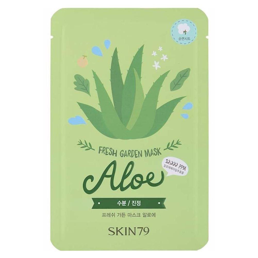 Маска Skin79 Fresh Garden Mask Aloe (1 шт) маска skin79 fresh garden mask pearl 1 шт