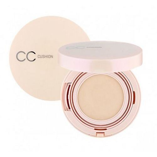 Тональный крем Tony Moly Luminous Goddess Aura Angel Glowring CC Cushion (01) тональный крем tony moly luminous goddess aura bb spf 37 01