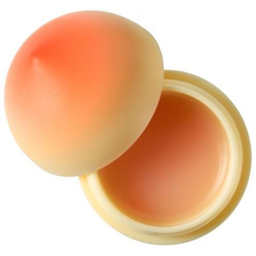 тони моли бальзам для губ mini berry черника 7 2гр Блеск для губ Tony Moly Mini Peach Balm (7.2 г)