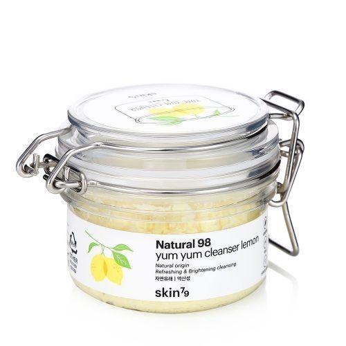 Крем Skin79 Natural 98 Yum Yum Cleanser Lemon (100 г) крем skin79 natural 98 yum yum cleanser lemon 100 г