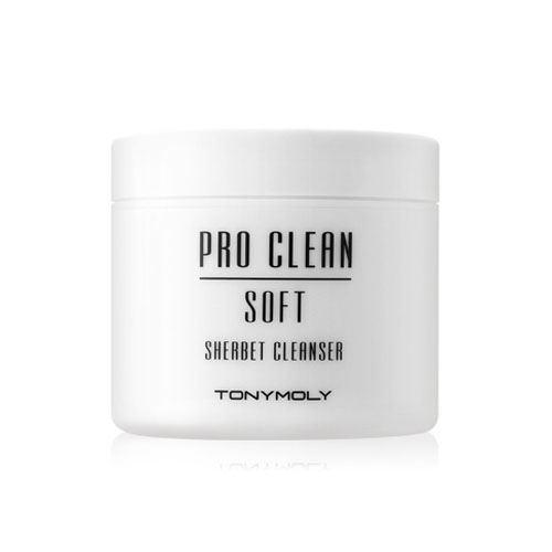 Скраб Tony Moly Pro Clean Soft Sherbet Cleanser (90 г) спонж tony moly water latex free sponge 1 шт