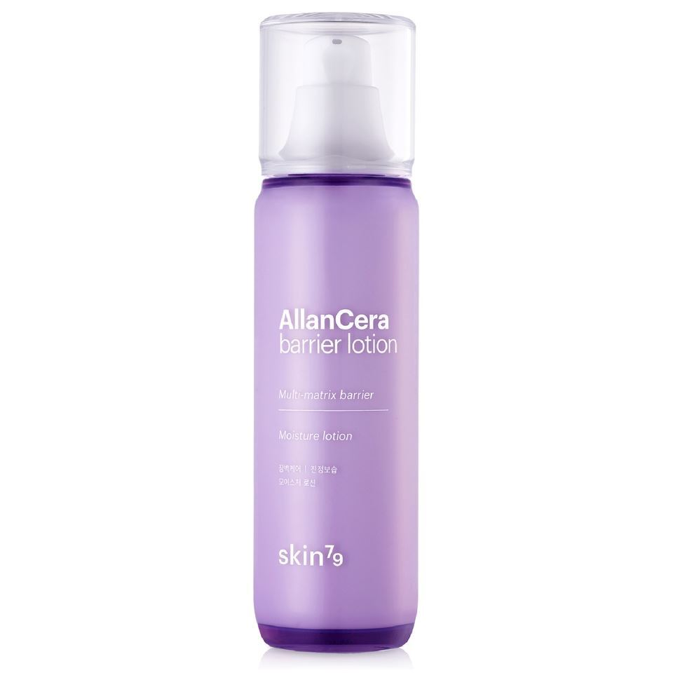 Лосьон Skin79 AllanCera Barrier Lotion 125 мл лосьон для тела naturalium body lotion – green apple объем 370 мл