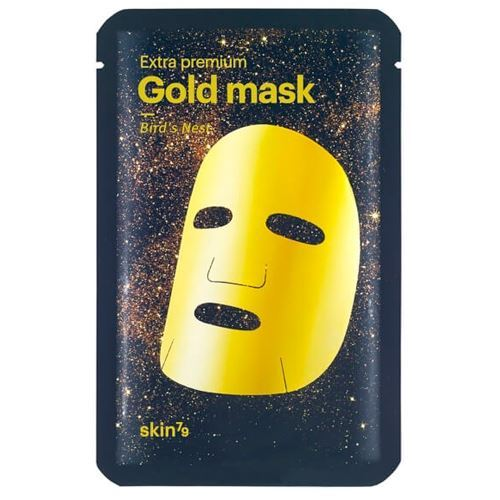 Маска Skin79 Extra Premium Gold Mask Swallow's Nest (10 шт) for kawasaki kx125 2006 2008 kx250 2005 2008 kx250f 2005 2012 kx450f 2006 2012 pivot foldable brake clutch levers