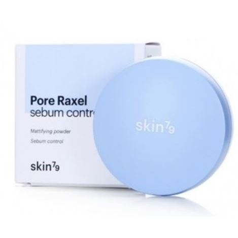 Пудра Skin79 Pore Raxel Sebum Control Pact (6 г) holika holika пудра рассыпчатая для жирной кожи мягкий хлопок sebum clear pact blossom beige тон 02 8 г