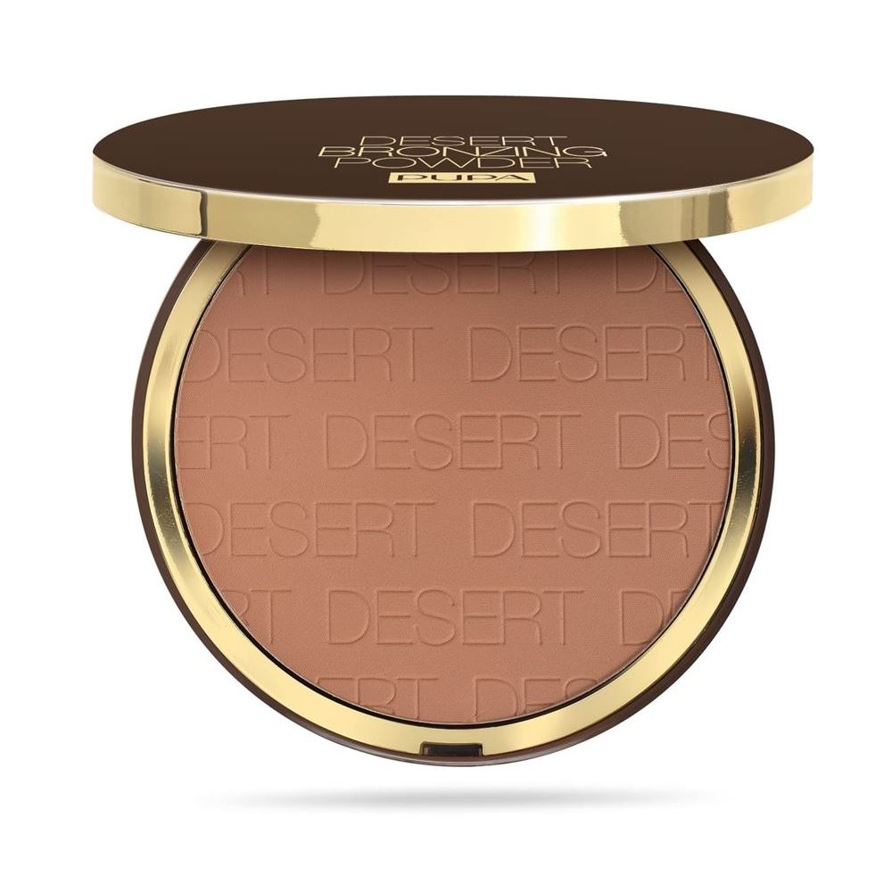 Пудра Pupa Desert Bronzing Powder (03) пудра pupa silk touch compact powder 05