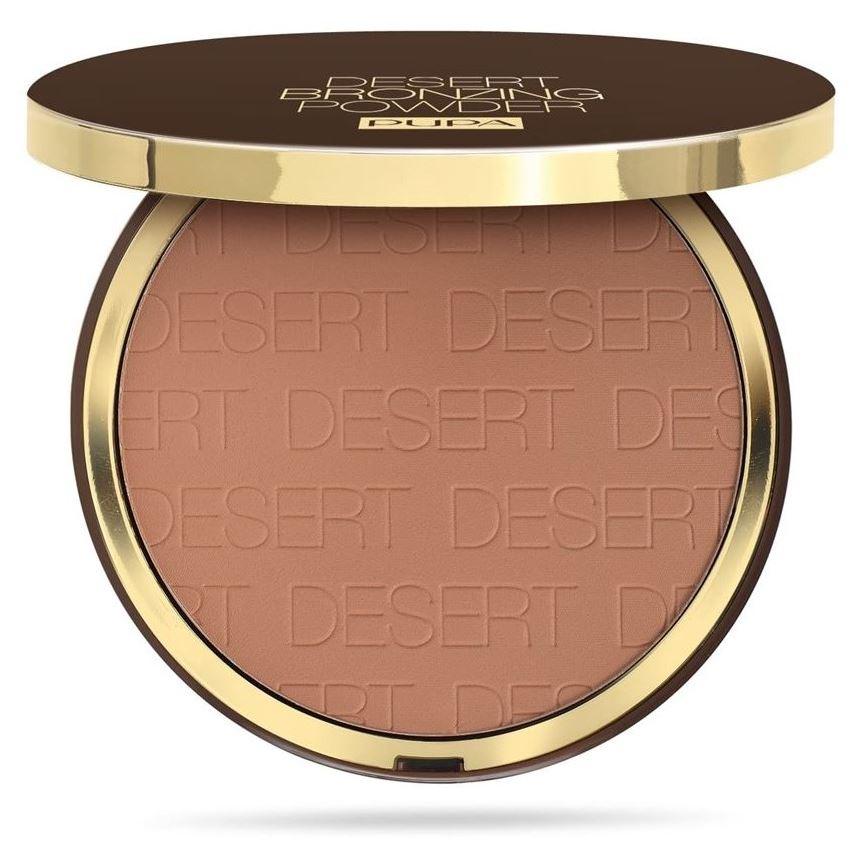 Пудра Pupa Desert Bronzing Powder (03) mac splash and last pro longwear powder устойчивая компактная пудра dark tan