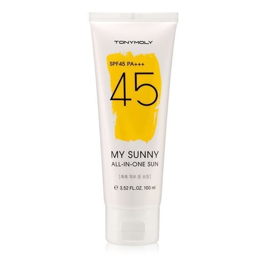 Крем Tony Moly My Sunny All-in-One Sun SPF45 PA+++