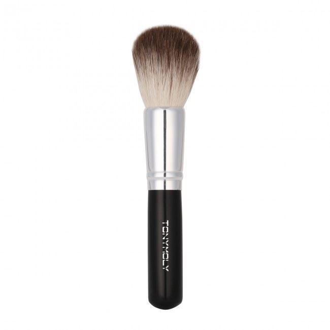 Кисть Tony Moly Professional Powder Brush (1 шт.) кисть tony moly professional blending shadow brush 1 шт