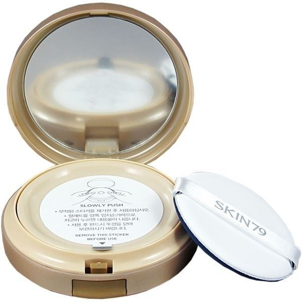 все цены на Тональный крем Skin79 Gold BB Pumping Cushion SPF50+ PA+++ (23 Natural Beige) онлайн