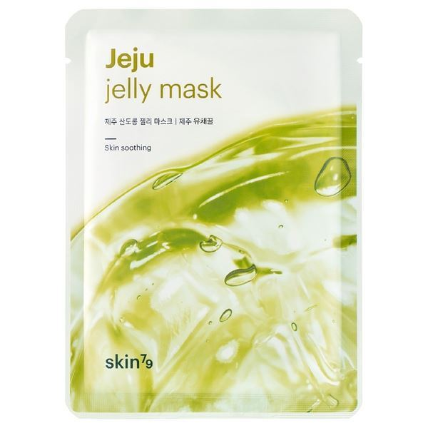 Маска Skin79 Jeju Sandorong Jelly Face Mask Canola Honey (1 шт) маска shiny honey hair mask for all skin types 400 мл