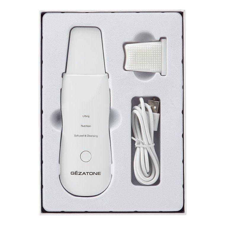 Массажер Gezatone Bio Sonic 800 Прибор ультразвуковой (Bio Sonic 800) массажер аппарат gezatone аппарат для ультразвуковой чистки лица bio sonic 800 gezatone