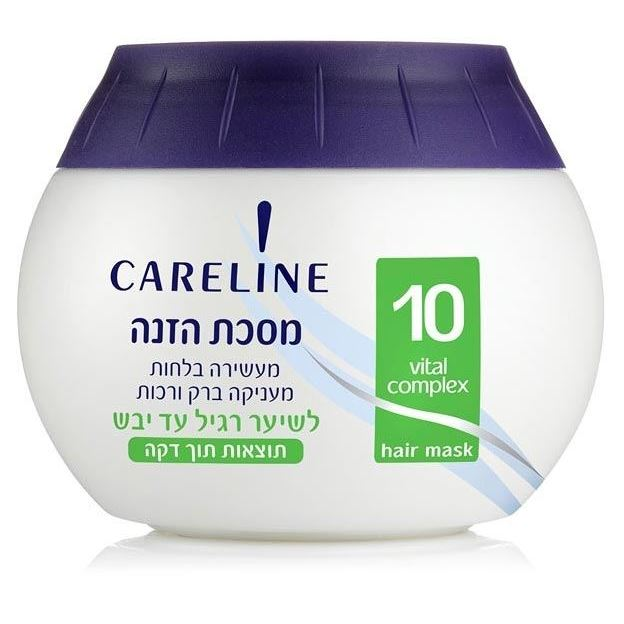Маска Careline Moisturizing Hair Mask For Normal To Dry Hair 400 мл маска shiny honey hair mask for all skin types 400 мл
