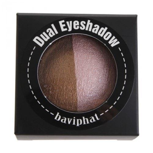 Тени для век Baviphat Magic Girls Dual Eye Shadow (№3 Yellow Khaki) baviphat magic girls auto eyebrow 1