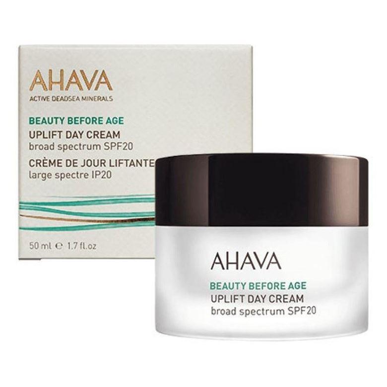 где купить  Крем Ahava Beauty Before Age Дневной крем для подтяжки кожи лица  по лучшей цене