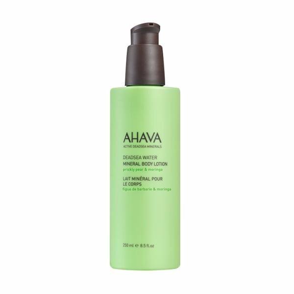 Лосьон Ahava Минеральный крем для тела Опунция и Моринга ahava deadsea water mineral hand cream prickly pear