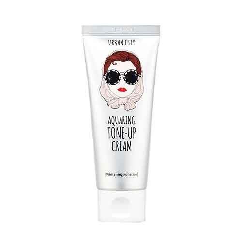 Крем Baviphat Urban City Aquaring Tone-Up Cream 100 мл крем baviphat peach shake hand cream 35 мл