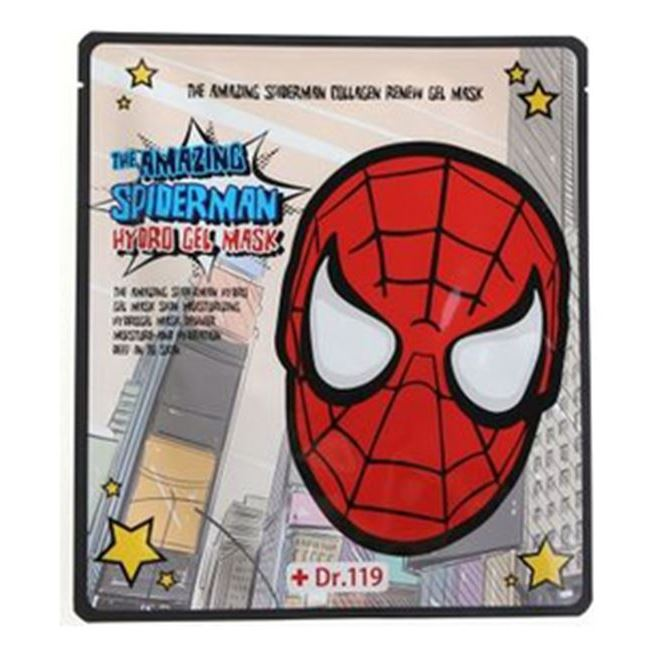 Маска Baviphat Dr.119 The Amazing Spiderman Collagen Renew Gel Mask (1 шт) недорого