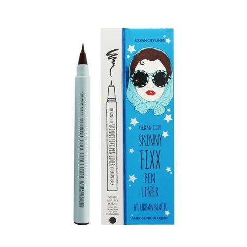 все цены на Подводка Baviphat Urban City Skinny Fixx Pen Liner (02 Urban Brown  ) онлайн
