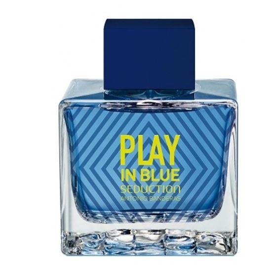 Туалетная вода Antonio Banderas Play In Blue Seduction For Men 100 мл туалетная вода antonio banderas blue seduction объем 50 мл вес 100 00