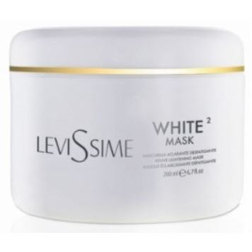Маска Levissime White 2 Mask ампулы levissime flash active 2 2 мл