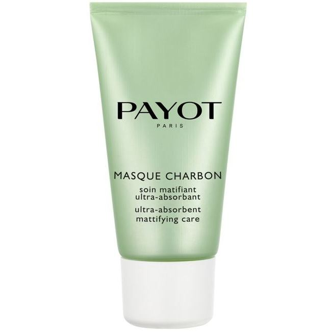 Маска Payot Masque Charbon 50 мл payot pate grise очищающая матирующая угольная маска pate grise очищающая матирующая угольная маска