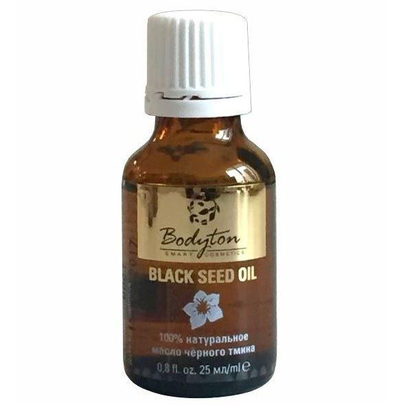 Масло Bodyton Black Seed Oil 25 мл масло kativa morocco argan oil nuspa масло