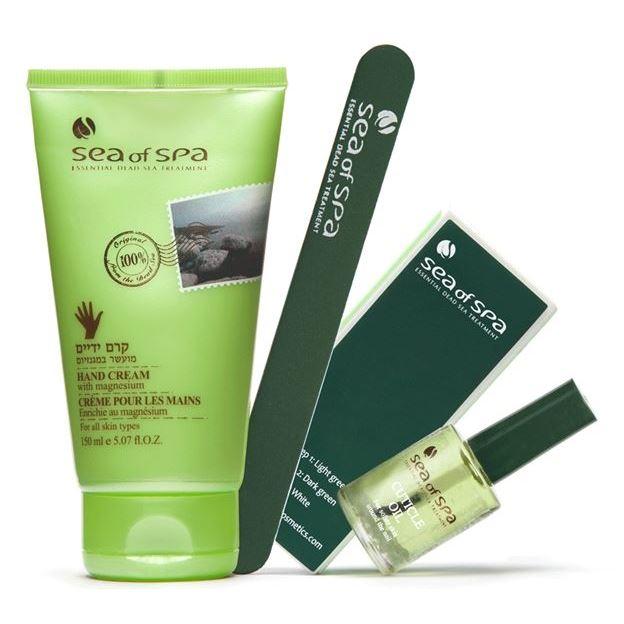 Набор: Набор Sea of SPA Luxury Nail Collection набор крем sea of spa bio marine dead sea minerals 4 in 1 skin care kit